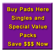 Buy Cloth Menstrual Pads Now - Single and Value Packs
